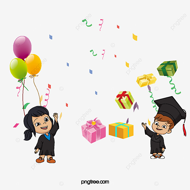 graduation, Vector, Ceremony PNG and Vector for Free Download