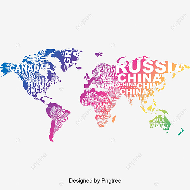 Vector creative english letter world map map world map english vector creative english letter world map map world map english alphabet png and gumiabroncs