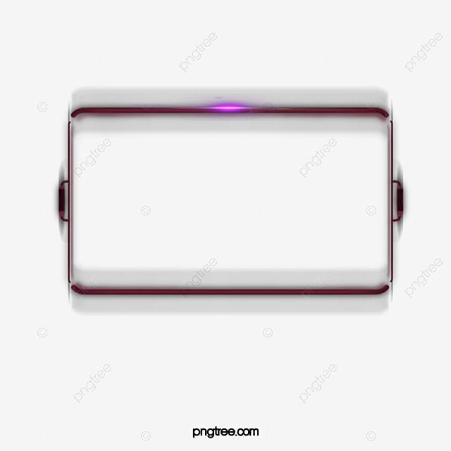 Purple Simple Frame Border Texture, Purple, Simple, Frame PNG Image ...
