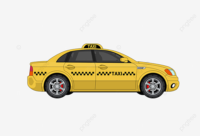 Cartoon Traveling By Car Clipart Travel PNG Image And