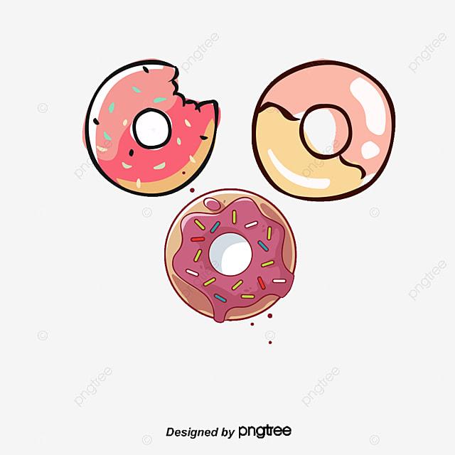Пончики png