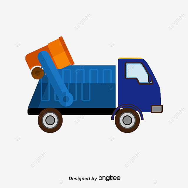 garbage trucks png vectors psd and clipart for free download rh pngtree com garbage truck cartoon clip art trash truck clip art