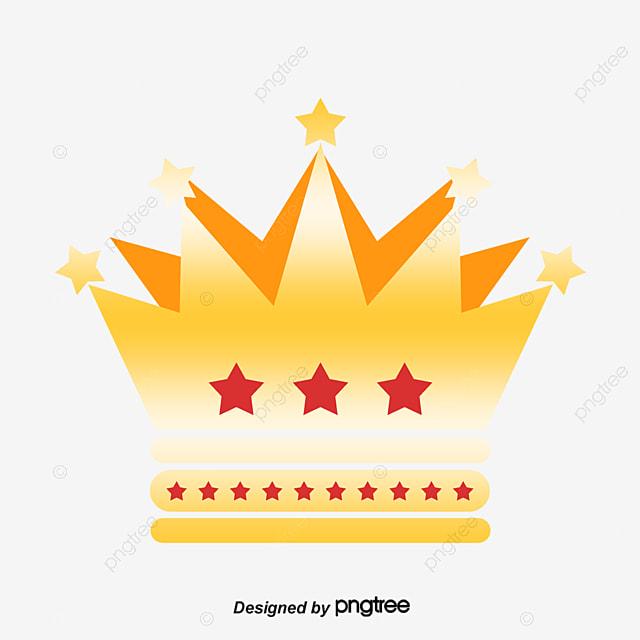 rey de la corona vector de material rey de gloria corona png y