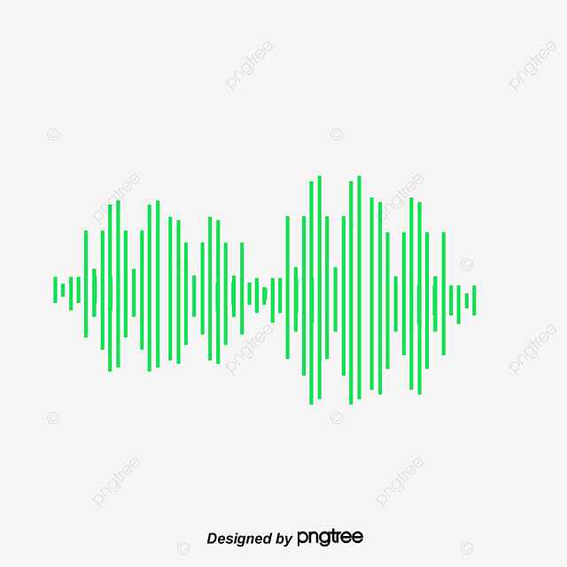 green pixel sound wave curve png picture green pixels audio png and vector for free download. Black Bedroom Furniture Sets. Home Design Ideas