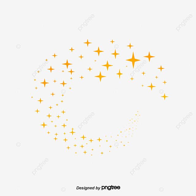 spot  u00e9toiles star point clignotant five star png et