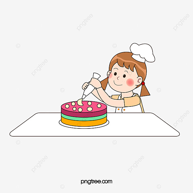 Cake Making Steps With Pictures