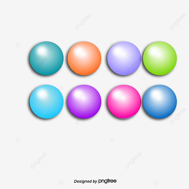 Vector Stereo Color Bubble Bubble, Vector, Dimensional ...