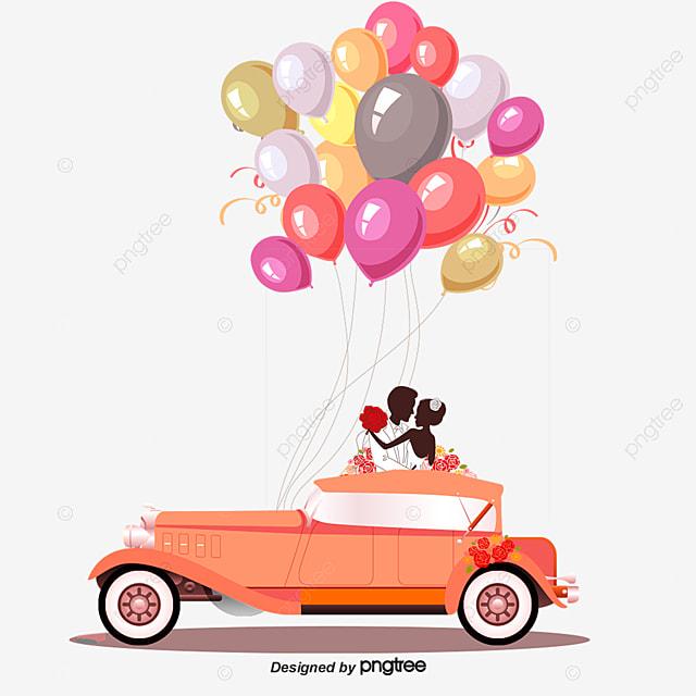 dessin de voiture mariage mariage dessin fichier png et