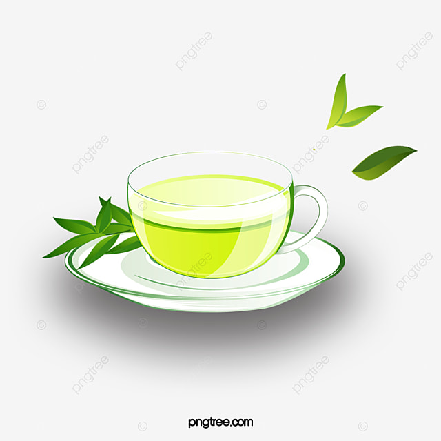 a cup of green tea cup clipart cup green tea png image