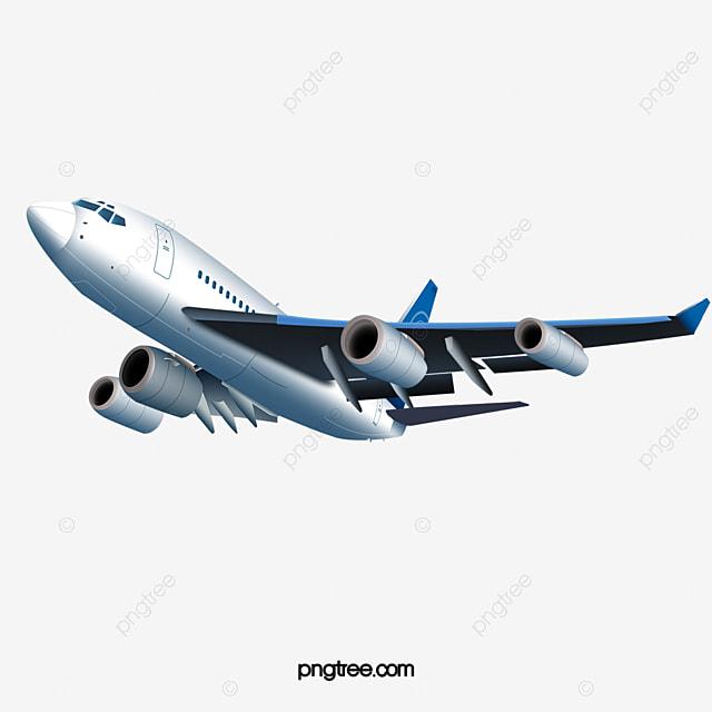 l avion dans le ciel avion bleu moyens de transport image