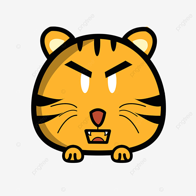 cartoon cute little tiger cartoon animals cartoon tiger cute rh pngtree com Cartoon Fairy Cartoon Fairy