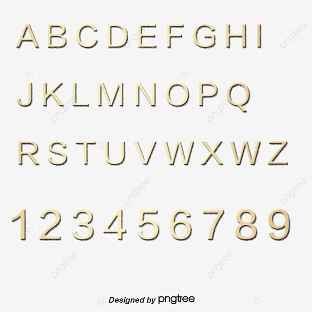 gold art word vector material metal effect gold png and vector