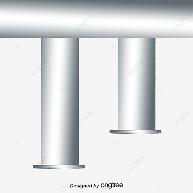 Water pipe png element pipes cartoon metal