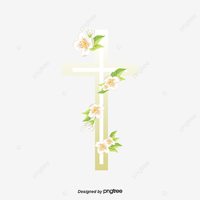 Vector cross lily death holy png and vector for free download vector cross lily death holy png and vector izmirmasajfo