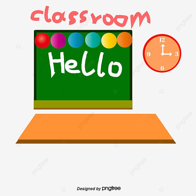 the lively children in the classroom children vector children