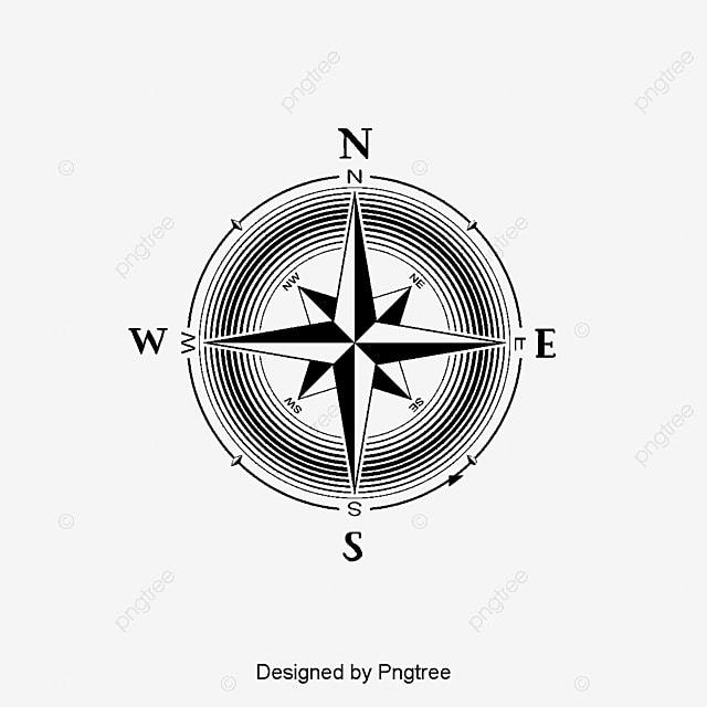 The North Face Westen >> Bússola De Mão A Bússola Explorador A Bússola PNG e vetor para download gratuito