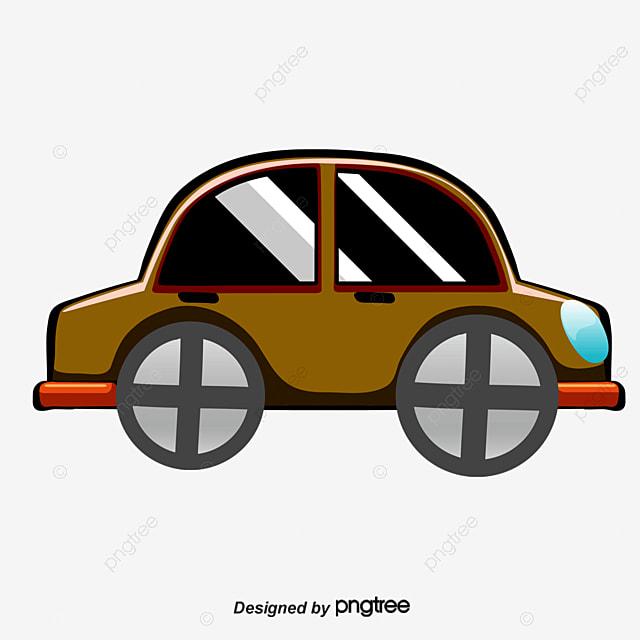 dessins anim s dessin s la main la voiture rouge de vecteur berline la voiture v hicule simple. Black Bedroom Furniture Sets. Home Design Ideas