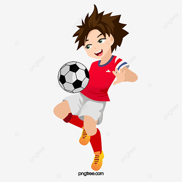 Play Soccer Kids Football Movement Play Football Png