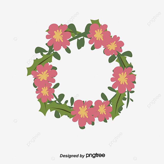 Pink flower wreath flower clipart flowers pink png image and pink flower wreath flower clipart flowers pink png image and clipart mightylinksfo