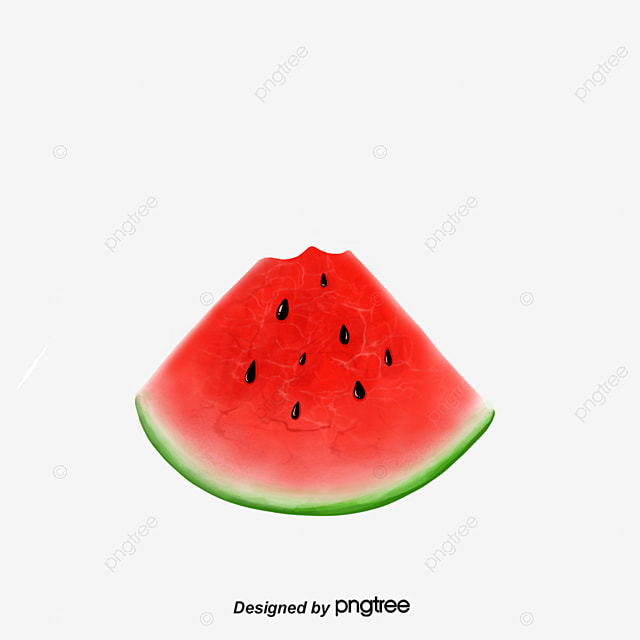 bitten a watermelon vector material watermelon red watermelon png rh pngtree com watermelon vector black and white watermelon vector free download