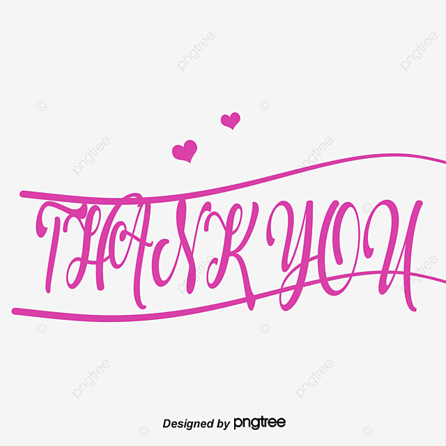 red english thank you vector png thank you thank you png and