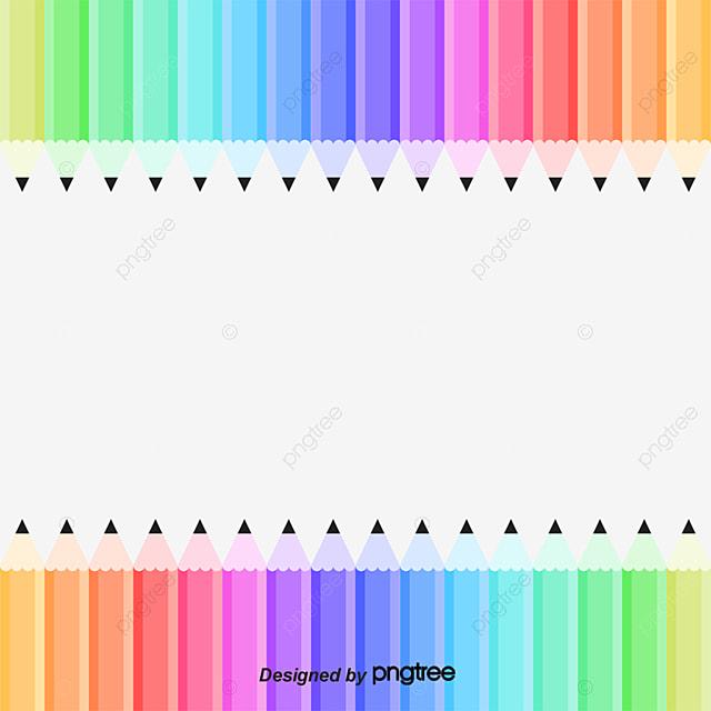 l u00e1pis colorido de fundo simples colorido simples l u00e1pis png