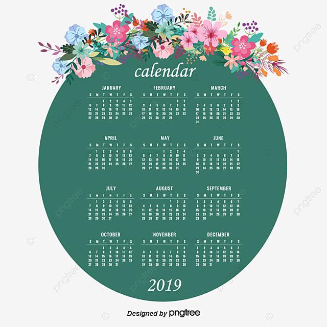 Pink Rose Bunny Border Calendar, Rose, Vector, Bunny PNG ...