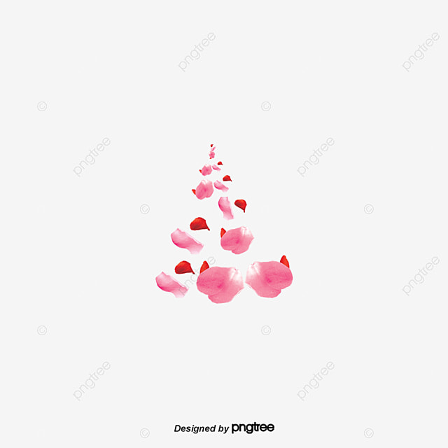 happy valentine 39 s day rose petal tanabata png and psd. Black Bedroom Furniture Sets. Home Design Ideas