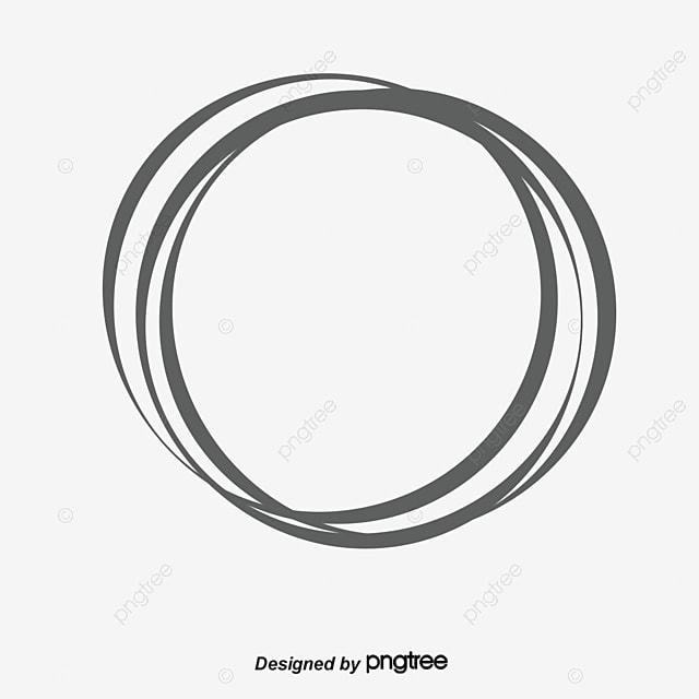 border circle png circle line header box, vector png, line border, line header