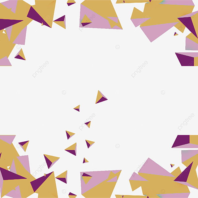 Colorido Frontera Geometrica De Textura, Color, Forma Irregular ...