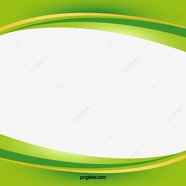 Green Gold Border Vector Png Gold Lines Green Border