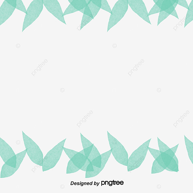 vector blue border frame blue hand painted png and vector for