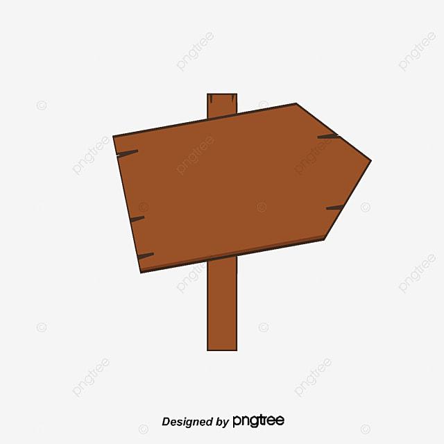 Cartoon Wood Board ~ Wooden outdoor signs cartoon board png