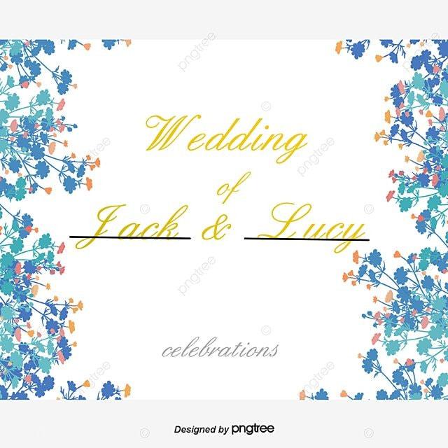 Romantic wedding invitation vector png romantic border hand romantic wedding invitation vector png romantic border hand painted flowers png and vector stopboris Choice Image