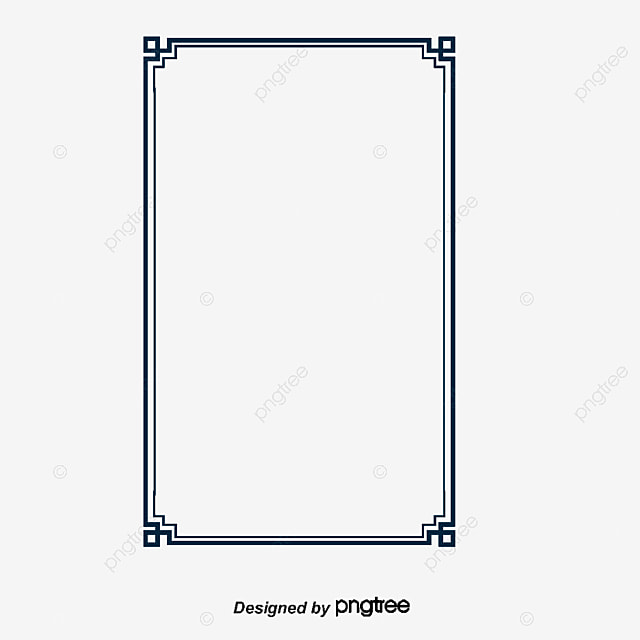 Simple border frame psd summer poster png and psd file for free download for Border psd