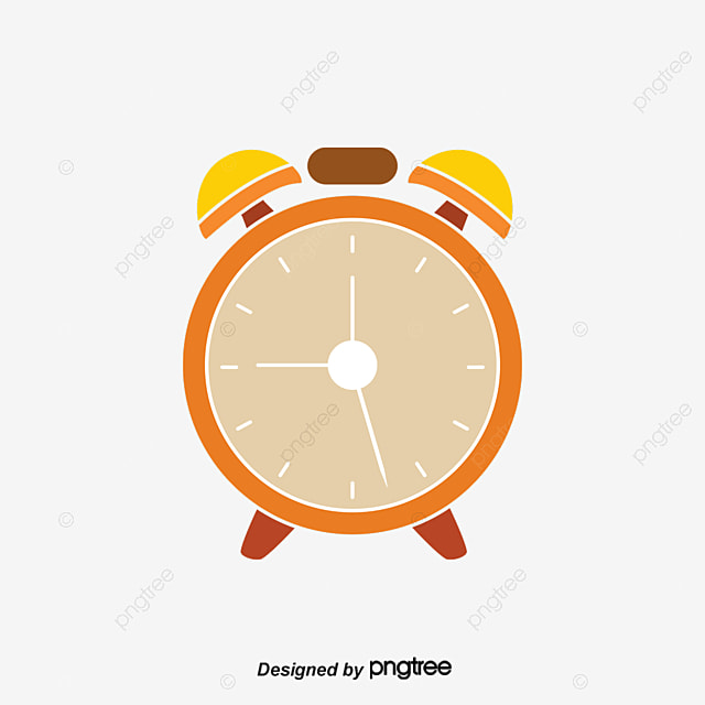 Alarm Clock PNG Images | Vector and PSD Files | Free