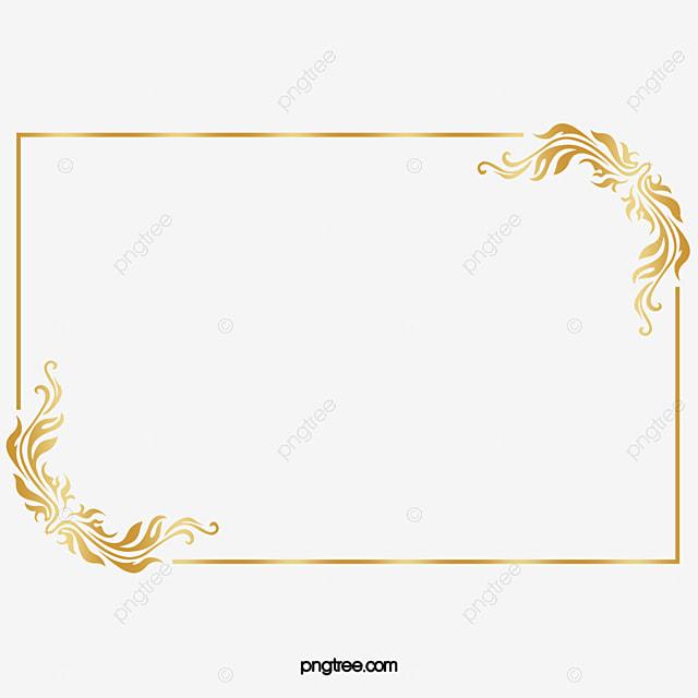 o padr u00e3o de ouro uma moldura de ouro excelente quadrado