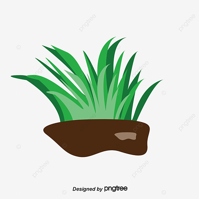 green grass vector grass hand painted cartoon png and vector for rh pngtree com vector grass free vector grass blades