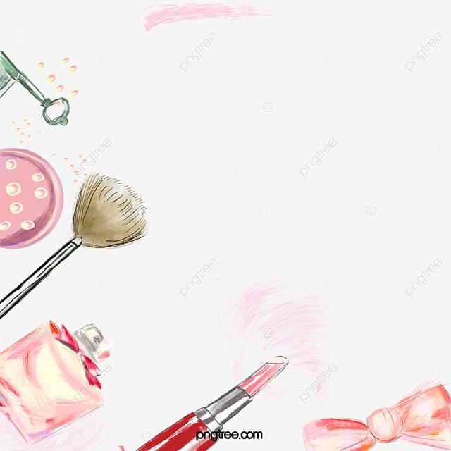 無料ダウンロードのためのメイクや筆係 カラー 水彩 化粧 Png画像