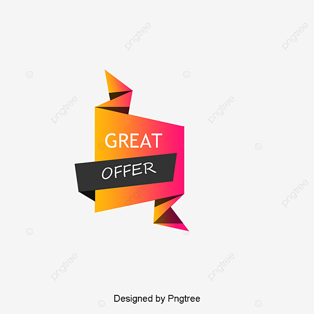 red offer tag, Red, Offer, Label PNG Image and Clipart