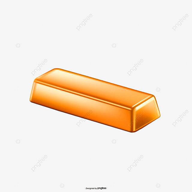 Gold Bars Cartoon Vector Bullion PNG And