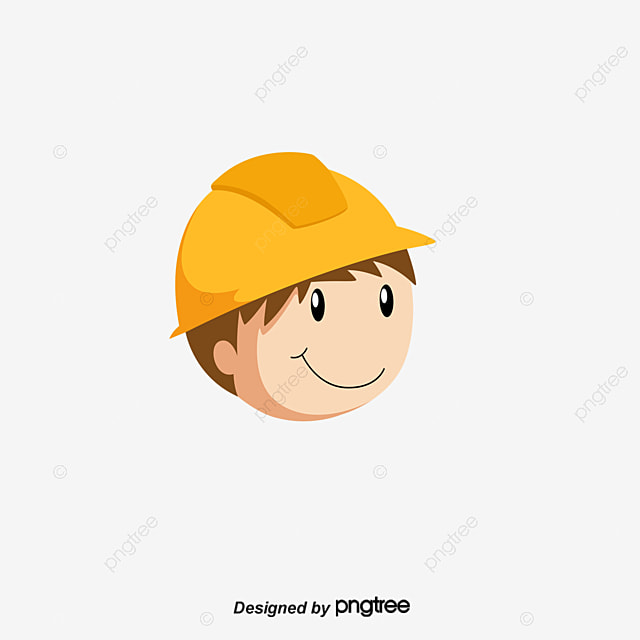 Cartoon Character Design Psd : Con casco surveyor topógrafo diseño de ingeniería