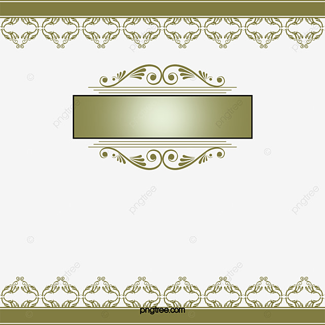 European Certificate Border, Vector, Pattern, Frame PNG Image and ...