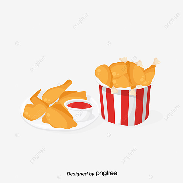 whole family bucket bucket  cartoon hand painted  fried french fries clip art transparent french fries clip art free