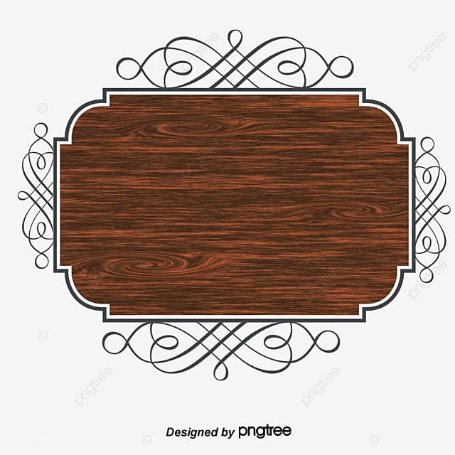 enseigne r u00e9tro bois continental de signes le motif de