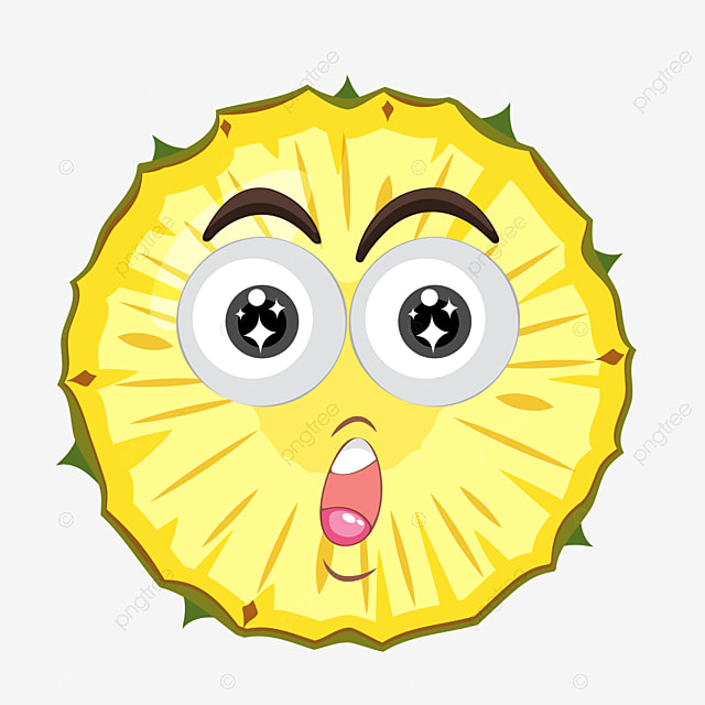 A Piece Of Pineapple, Pineapple Clipart, In Kind, Fresh ...