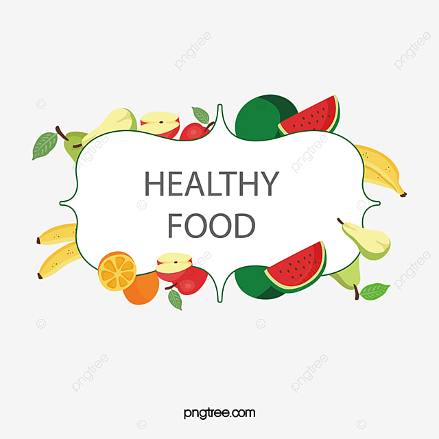 healthy food  food clipart  nutritious food png and vector clipart for kids labels clip art fork and spoon