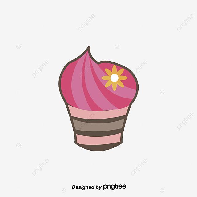 Cartoon Cupcakes, Vector Png, Cake, Cupcake PNG and Vector ...