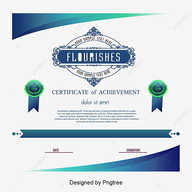 Green certificate template vector png graduation certificate green certificate template vector png graduation certificate certificate template png and vector copyright complaint download the free maxwellsz