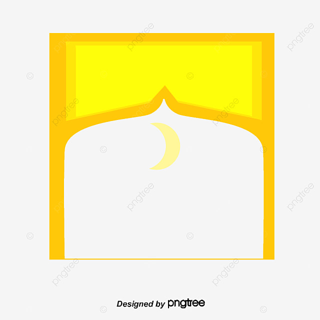 Islamic Architectural Decoration Vector Background